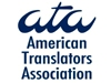 Membre de l'American Translators Association