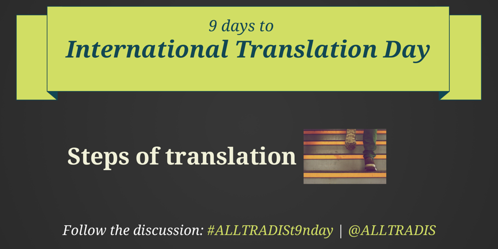 Most Translated Texts | #ALLTRADISt9nDay 8 2