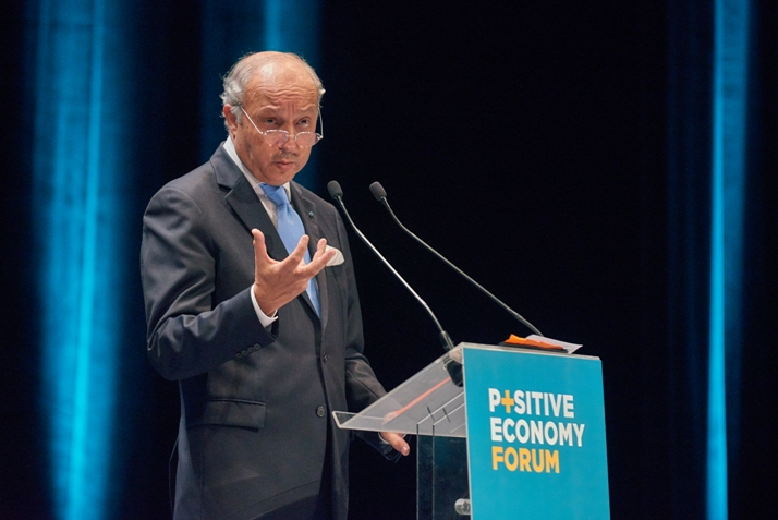 Alltradis, partenaire traduction du Positive Economy Forum 2015